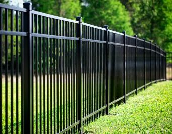 canada, north america ornamental fencing